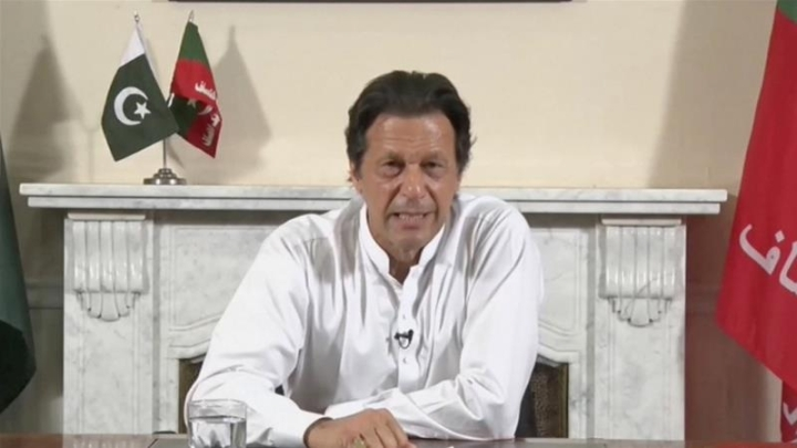 PM-Designate Imran Khan Says He Wants The Pakistan That Jinnah Dreamed Of, Won't Stay At Official Residence