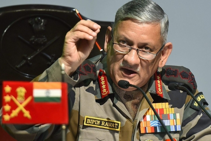 Rawat's Robust Response: How The Chief Is Leading The Army's Campaign In Jammu And Kashmir