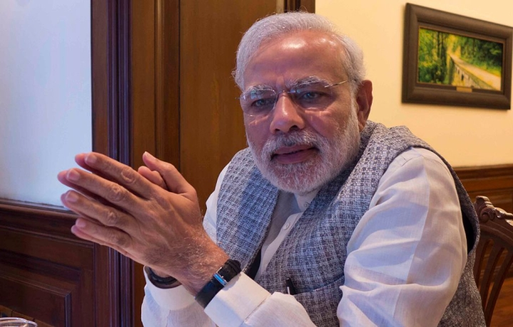 PM Modi Interview 8: Thoughts On Maoist Threat, North-East Insurgency And Priorities In Jammu And Kashmir