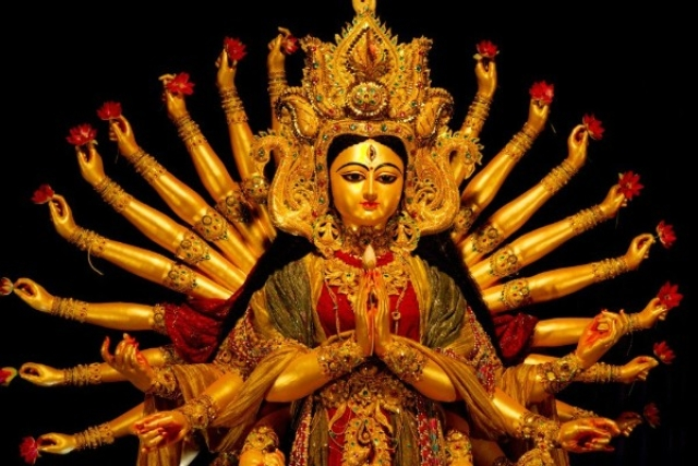 Navaratra Special: The Nine Names Of Durga