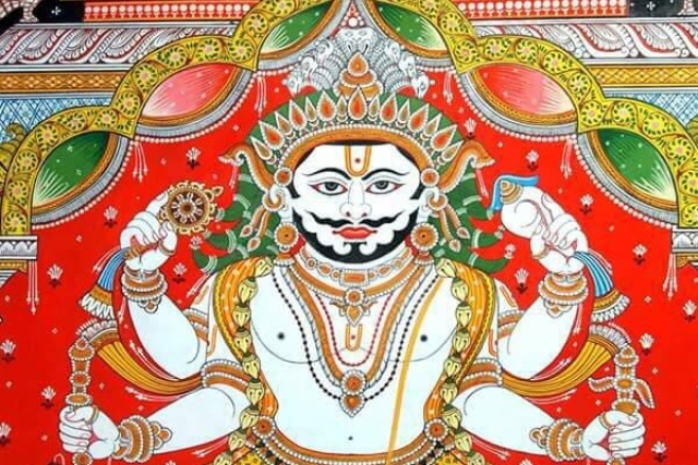 The Art And Life Of Chitrakaras Who Paint In Service Of Puri Jagannath