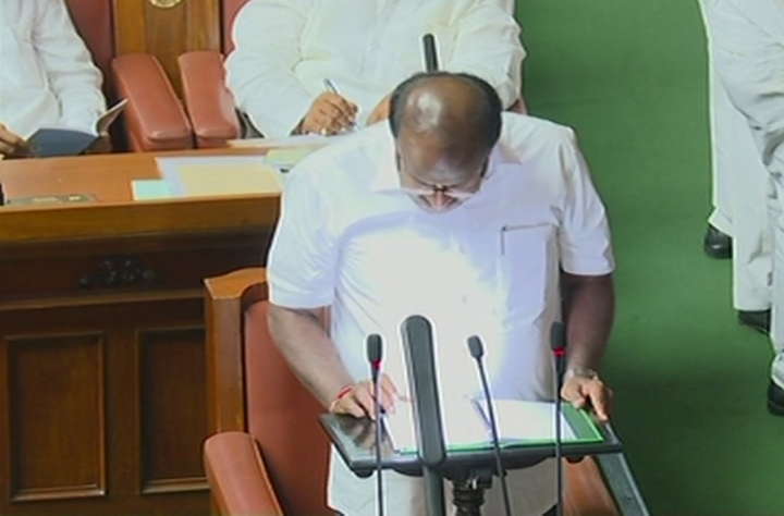 Karnataka Budget: CM Kumaraswamy Announces Conditional Farm Loan Waiver, Hikes Fuel Prices