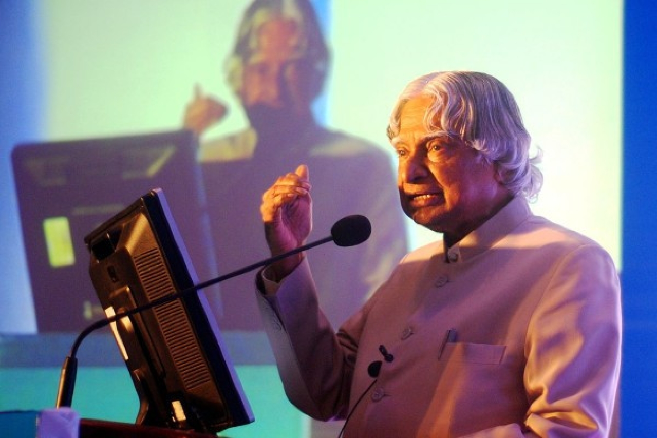 A message from the First Kalam Conference on Sustainable Growth at Sustainable Cost.