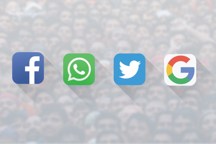 WhatsApp, Facebook And Google Aren't  Just Tech Platforms; They Are Semi-Media Houses And Treated As Such