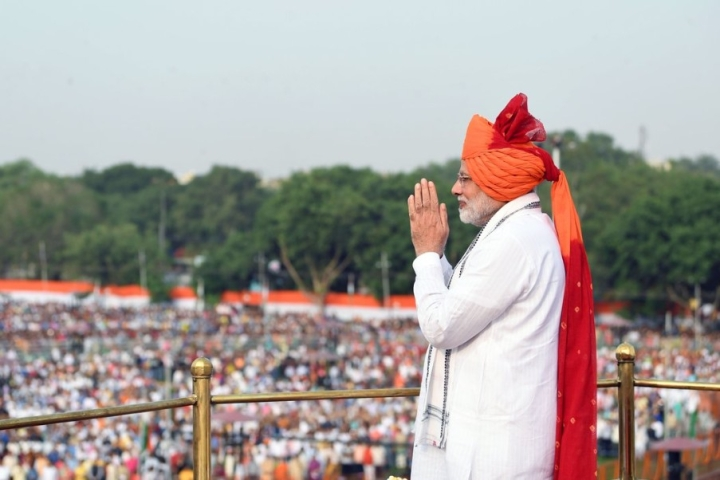 Four Key Messages From Prime Minister Modi's Independence Day Speech