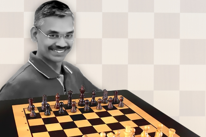 Meet  R B Ramesh, The Guru Of Grandmasters