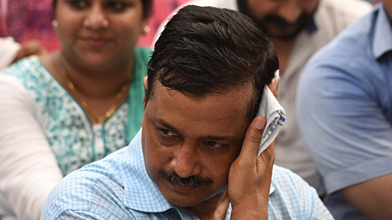 'He Has Crossed All Limits Of Political Insanity': Kejriwal Slammed For Assassination Conspiracy Theory