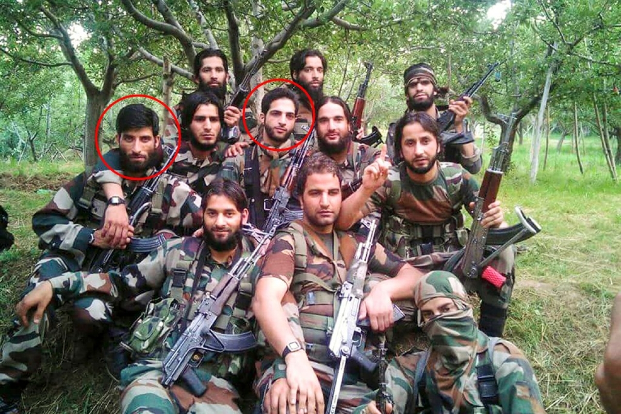 The Changing Face Of Terrorism In J&K: Highly Educated But Poorly Trained Recruits