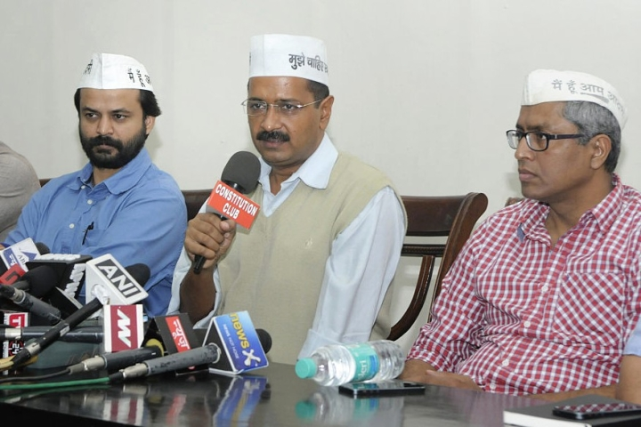 Ashish Khaitan Resigns From AAP, Second Top Kejriwal Aide To Desert Party After Ashutosh