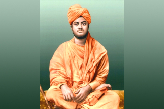 Vivekananda Is To Spirituality What  Einstein Is To Modern Physics