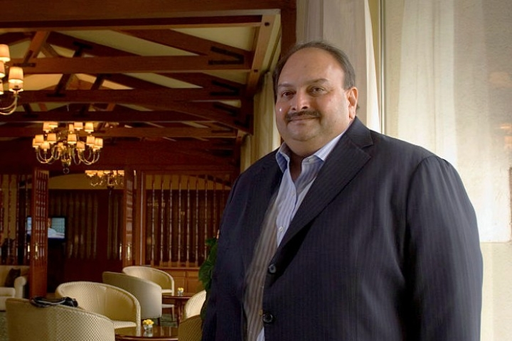 PNB Scam Accused Mehul Choksi Cheated Public Sector Punjab And Sind Bank Of Rs 44.1 Crore