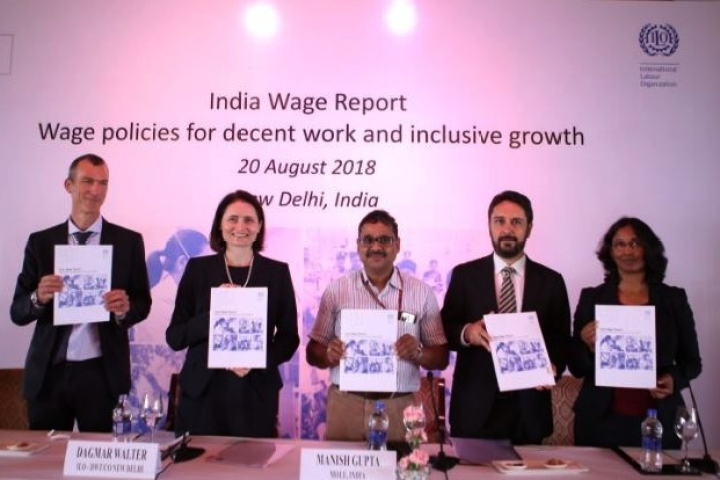 Real Wages Grew Twice Even As India's GDP Grew Four Times Between 1993-2012 : ILO