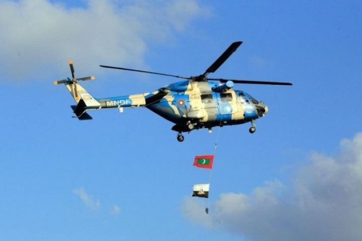 Thaw in Indo-Maldives Ties? Indian Military Choppers At Strategic Maldivian Islands Set To Stay