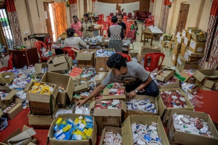 Kerala Government Officials Arrested For Stealing Relief Materials Meant For Flood Victims