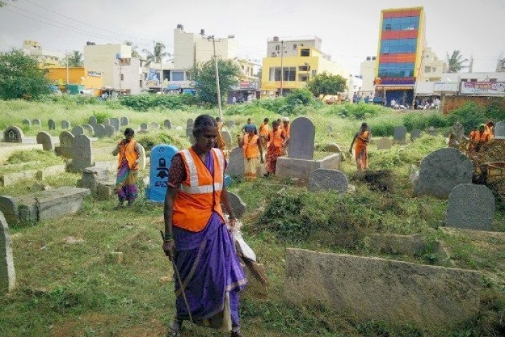 Sanitation Workers In Bengaluru May Still Be On The Edge