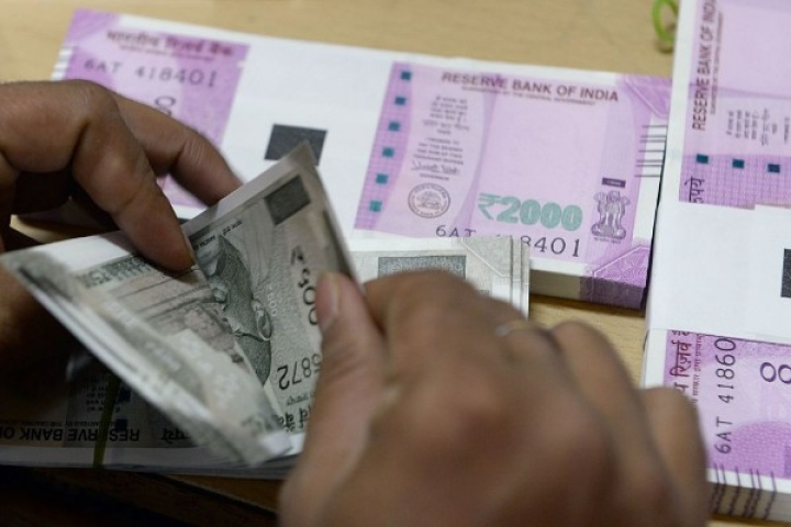 Rupee Touches Lifetime Low Of Rs 69.93 Against The Dollar