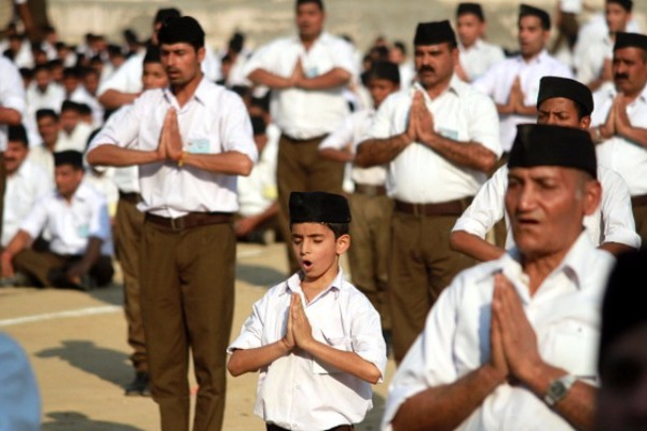 RSS Training Camp In Tamil Nadu's Nagapattinam  Pelted With Stones; Six Suspects Arrested