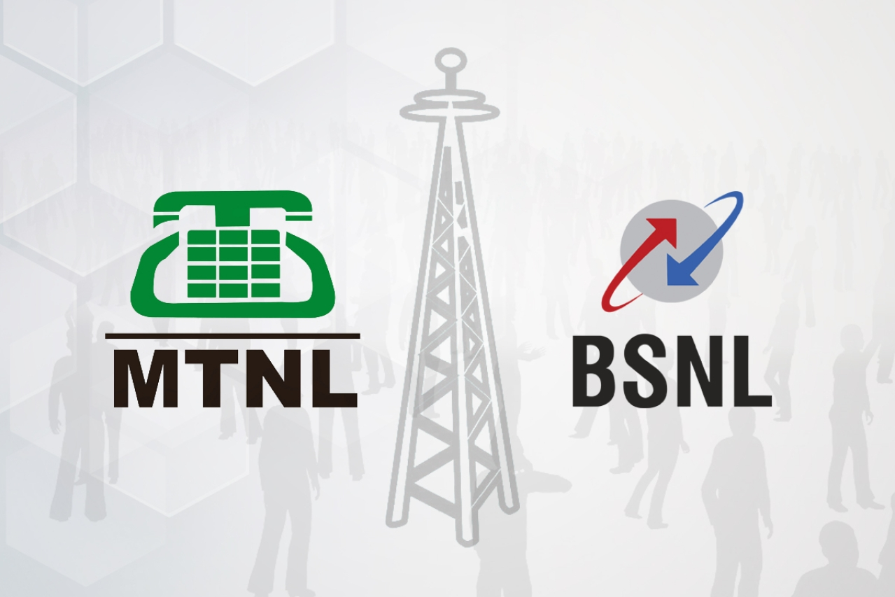With Revival Plans On The Anvil, Cabinet Gives In-Principle Approval To Transfer Government Shares In MTNL To BSNL