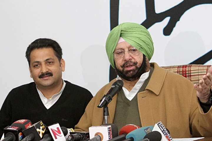 'Pakistan's True Intent Is Terror', Punjab CM Captain Amarinder Singh Says, After Maiden Kartarpur Corridor Talks