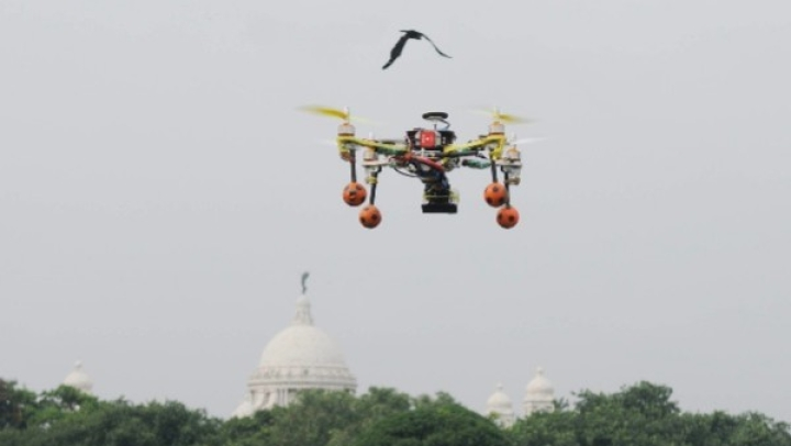 Coronavirus Lockdown: Mumbai Police Using Drones For Surveillance, Spreading Awareness About Staying Indoors