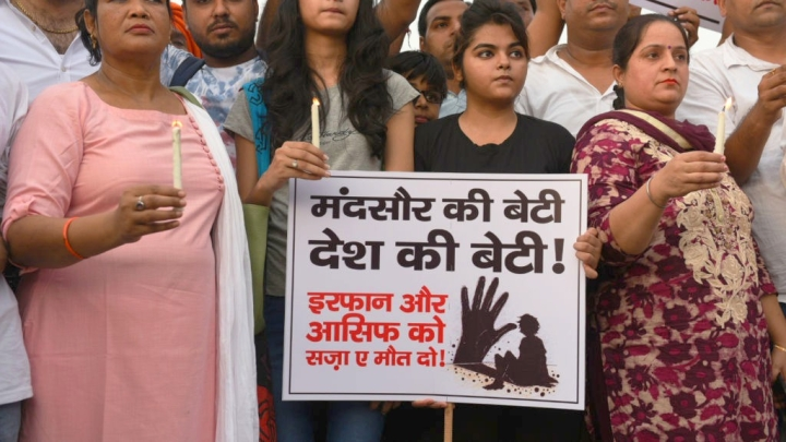 Mandsaur Gangrape: Two Sentenced To Death For Raping 7-Year Old Under New Legislation