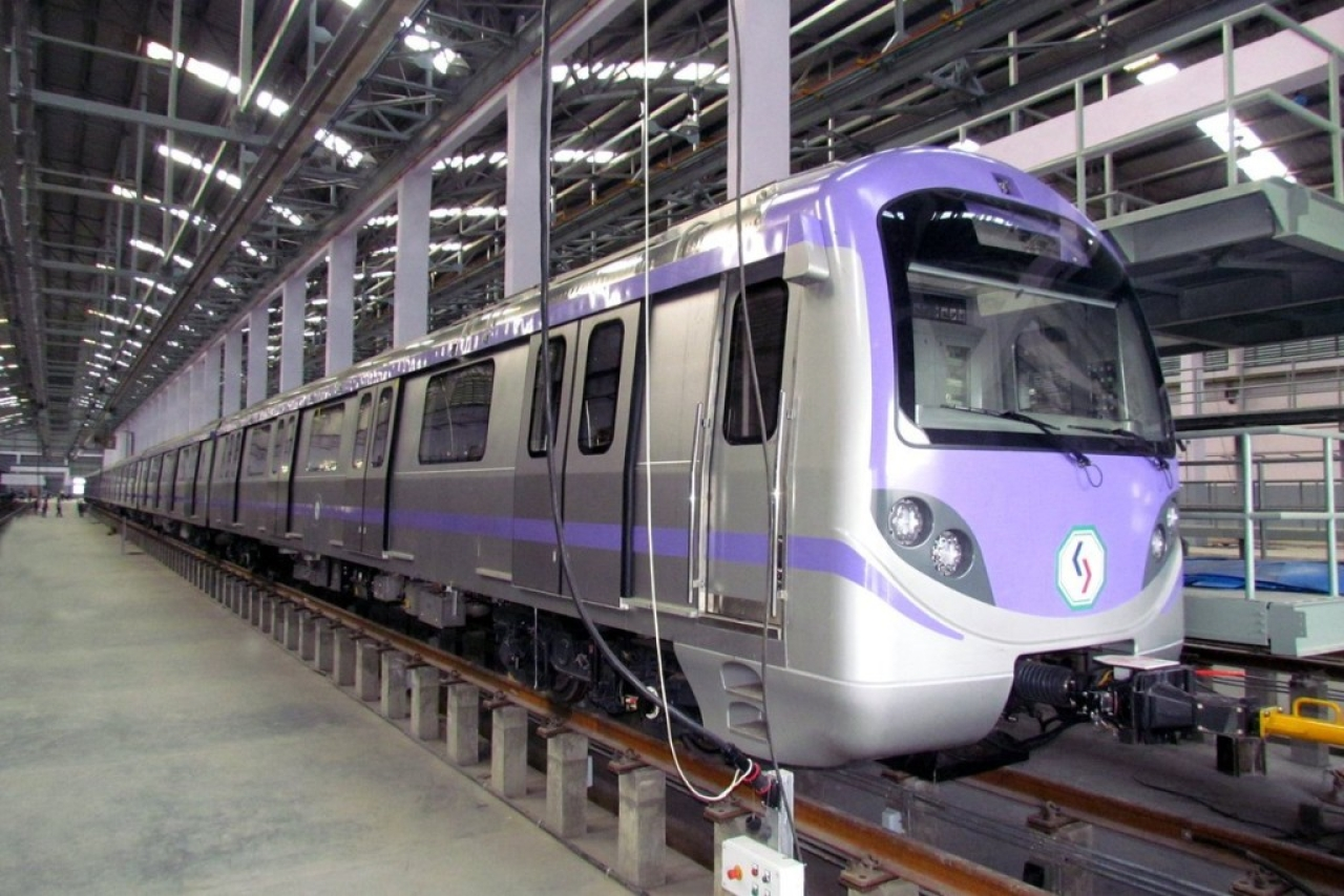 Kolkata To Adopt Driver Less Technology In All New Metro