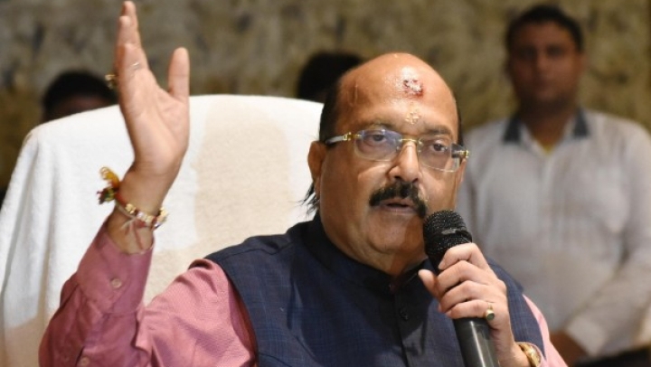 Samajwadi To Rashtrawadi? Amar Singh Donates Ancestral Property To RSS, Calls For Grand Ram Temple In Ayodhya