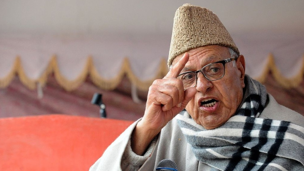 Farooq Abdullah Swears By Allah To Separate Kashmir From India If Article 370 Is Abolished