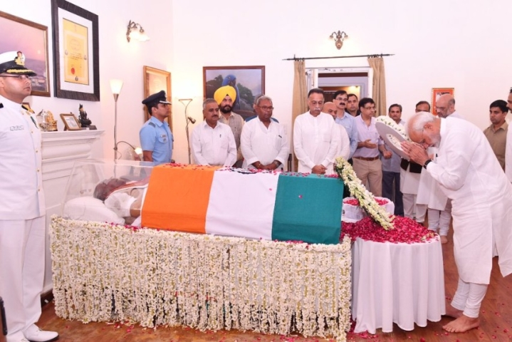 Vajpayee Death: Condolences Pour In From Across The Borders, Funeral At 4 PM Today At Delhi's Smriti Sthal