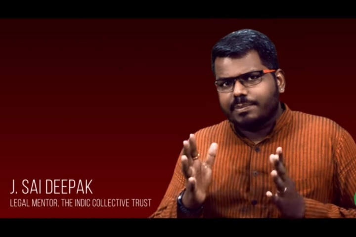 Watch: J Sai Deepak Of Indic Collective On Freeing Temples From State Control