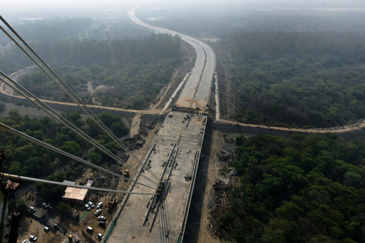 India's Infrastructure Output Growth At Seven-Month High ...