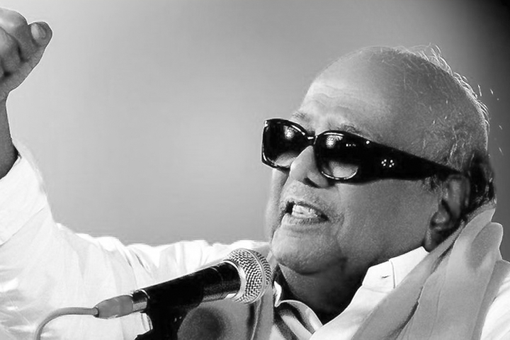 Muthuvel Karunanidhi – The Last Dravidianist?