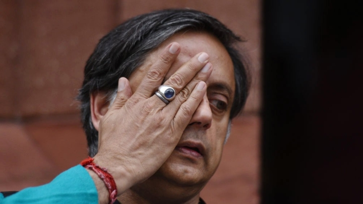 Arrest Warrant Issued Against Shashi Tharoor For Predicting Formation Of 'Hindu Pakistan' If BJP Was Reelected