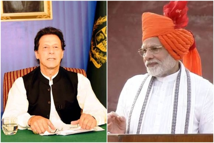 'Peace Talks More Likely To Succeed If BJP Wins': Imran Khan Says Congress Would Be Too Afraid To Resolve Kashmir Issue
