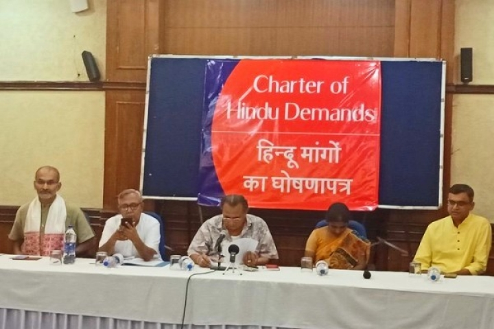 Prominent Hindus Gather In Delhi To Petition Modi Sarkar To Give Hindus Same Rights As Minorities