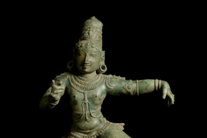 On The Trail Of The Idol Thief: A True Story