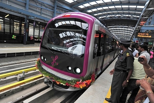 Bengaluru: Next Six-Coach Metro Train To Hit Tracks Soon
