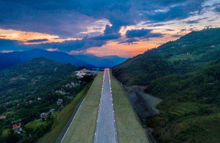 In Pictures: All You Need To Know About Sikkim's First Airport To Be Inaugurated By PM Modi Today