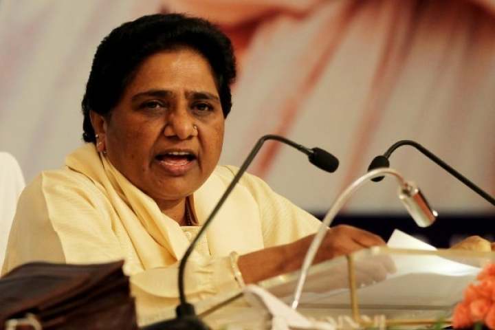 After Bhim Army Chief Ravan Calls Her His Aunt, Mayawati Distances Herself Saying She Is 'Not Related' To Him