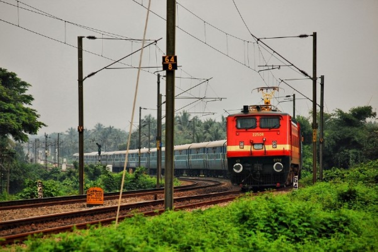 Accelerating Towards 100 Per Cent Electrification, Indian Railways To Soon Be World's Largest Electrified Network
