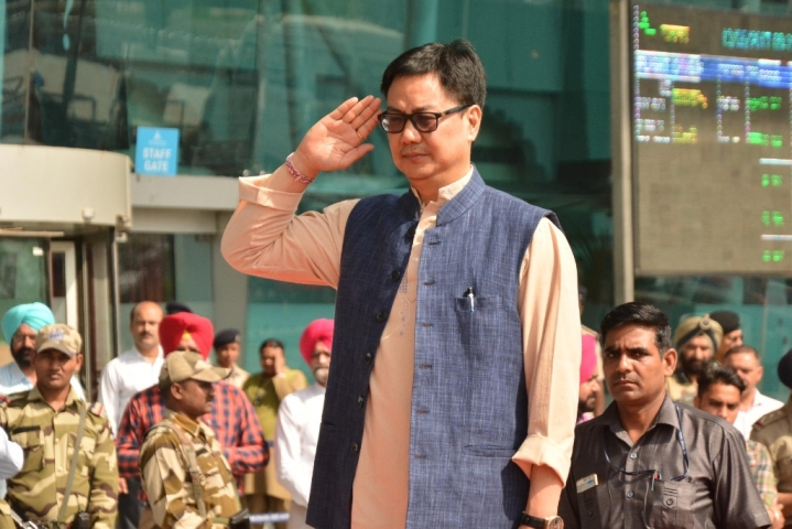 Sports Ministry To Leverage Strength Of The Armed Forces To Improve Indian Sporting Ecosystem: Kiren Rijiju