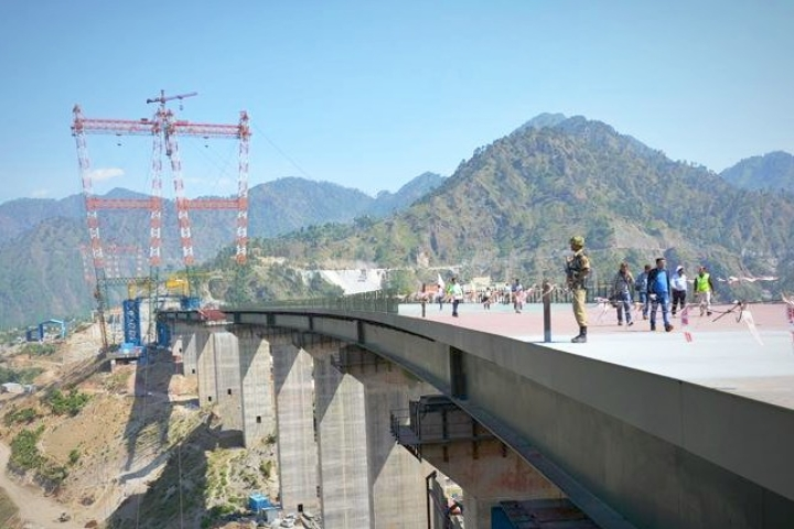 India's Infra Push Now Internationally Acclaimed: Nine Projects Shortlisted For Bentley's Awards 2018