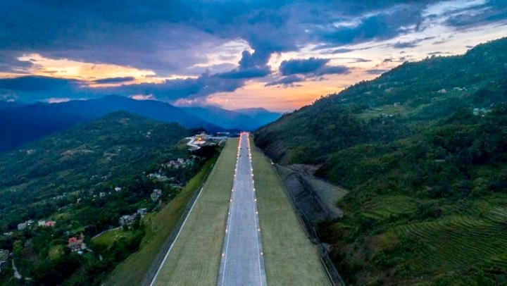 In Pictures: All You Need To Know About Sikkim's First Airport To Be Inaugurated By PM Modi On 23 September