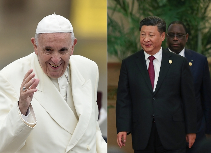 Pope Smokes The Peace Pipe With China As Vatican Agrees To Recognise State Appointed Bishops