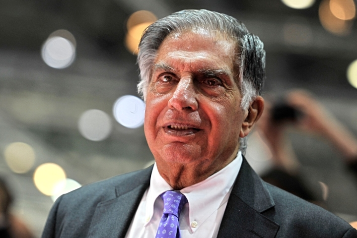 Ratan Tata Invests In  Ola's Electric Vehicle Arm