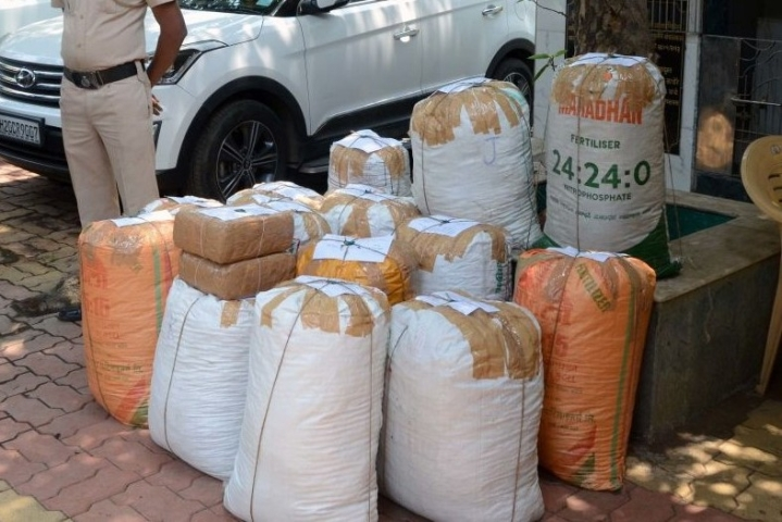 The Odisha Marijuana Trail: Another 500 Kg Consignment Seized In Delhi