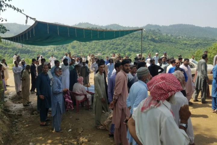 Protests Erupts Against Pakistan In PoK After It 'Steals' The Region's Water For Its Power Project