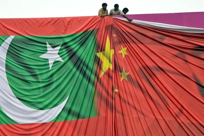 India Raises Concerns Over CPEC Operations In Pakistan-Occupied Kashmir, Asks China And Pakistan To Cease Projects