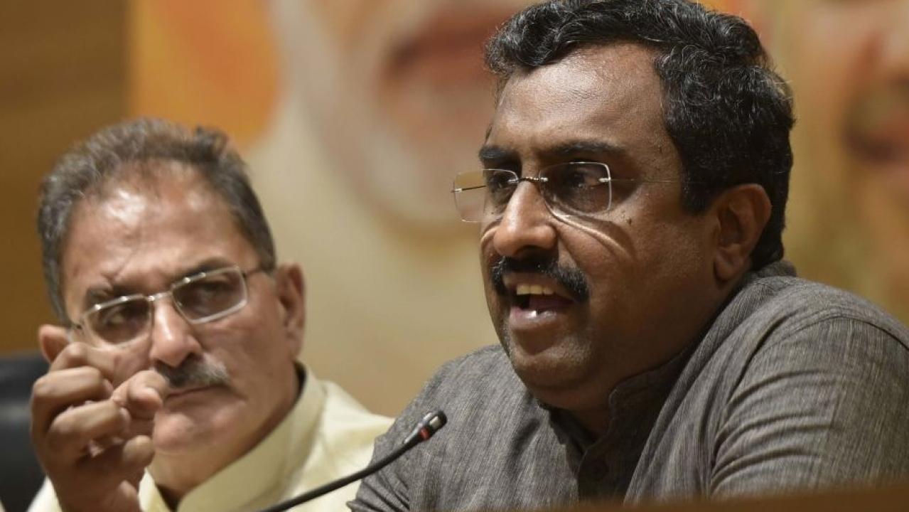 'Kerala Government Should Not Precipitate Sabarimala Issue As SC Hasn't Upheld Last Year's Order': BJP Leader Ram Madhav