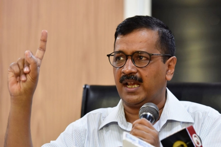 Watch: Kejriwal's Response To Athletes; Blames 'Them' For Lack Of Provisions